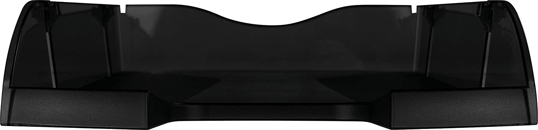 DIN A4-C4 helit H2363595 PET-Briefablage the green deck schwarz