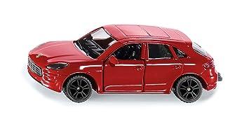 Siku 1,452 - Porsche Macan Turbo - Rojo