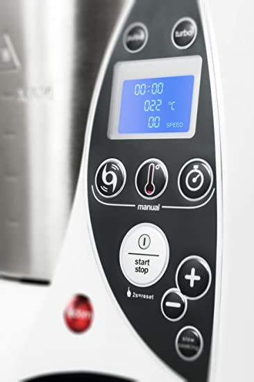 Dispositivo Multifuncion ELDOM MFC2000 PERFECTMIX, Tritura; Muele; Mezcla; Compacta; Amasa; Cocina; freye; humea: Amazon.es: Hogar