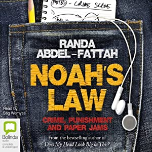 Noah's Law Audiobook