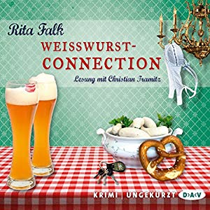 Weißwurstconnection (Franz Eberhofer 8) Audiobook