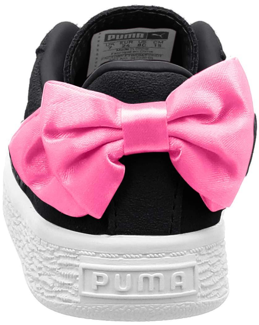 Femmina Puma Suede Bow AC Inf 36732004 Scarpe e borse Scarpe