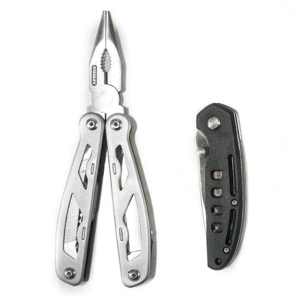 Stanley STHT0-71028 Kit coltello + pinza multiuso: Amazon.es: Bricolaje y herramientas