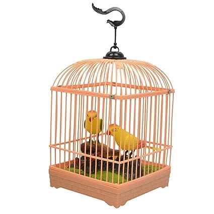 Amazon.es: Juguete Eléctrico de Animales de Simulación Pájaren ...