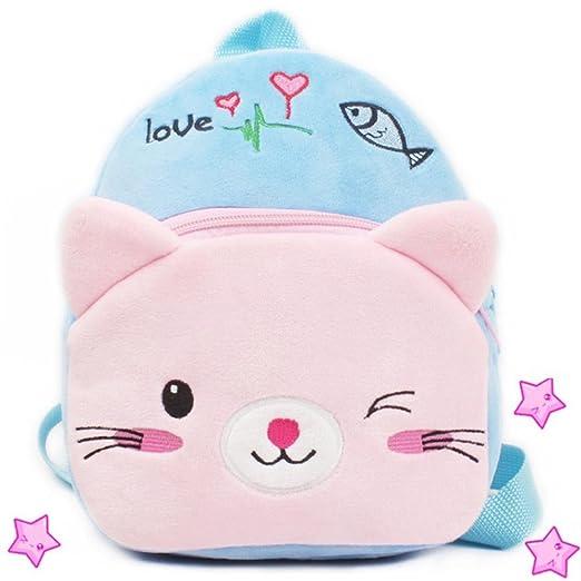 570ddd81e408 Exteren Cute Cartoon Animal Backpack Toddler School Bag for Children Baby  Girls Boys Women Men