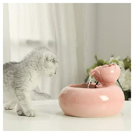 Fuente de agua para mascotas, fuentes de cerámica para ...