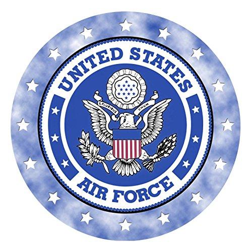 Thirstystone Stoneware Coaster Set, Air - Coaster Air Force