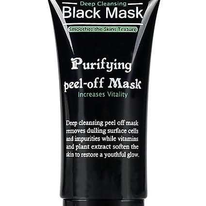 Blackhead Remover Limpieza Profunda Purificante Peel Barro Negro Cara Mascara Piel Cuidado Máscara del Acné