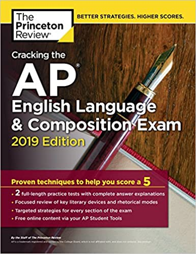 ap language and composition essay examples