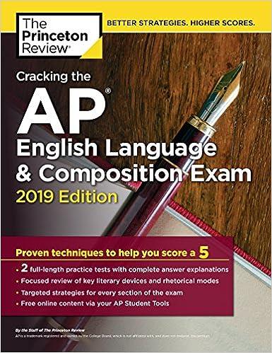 ap english language exam tips
