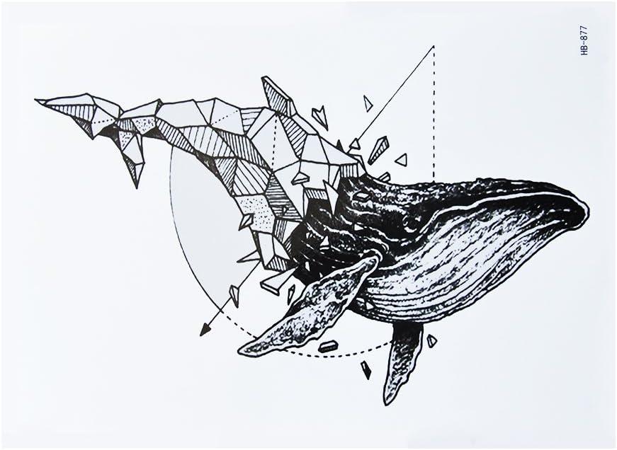 4 Sheets grafische Tatuajes Line Tattoo geométrico Tatuajes Águila ...