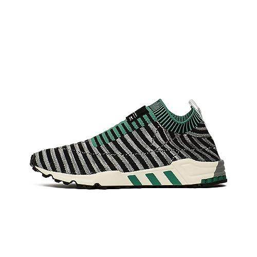 Zapatillas Adidas - EQT Support SK PK Negro/Gris/Verde Talla: 40-2/3: Amazon.es: Zapatos y complementos