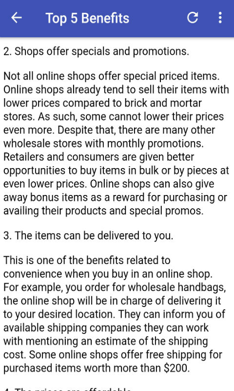 Amazon com: Wholesale Shopping Guide: Appstore for Android