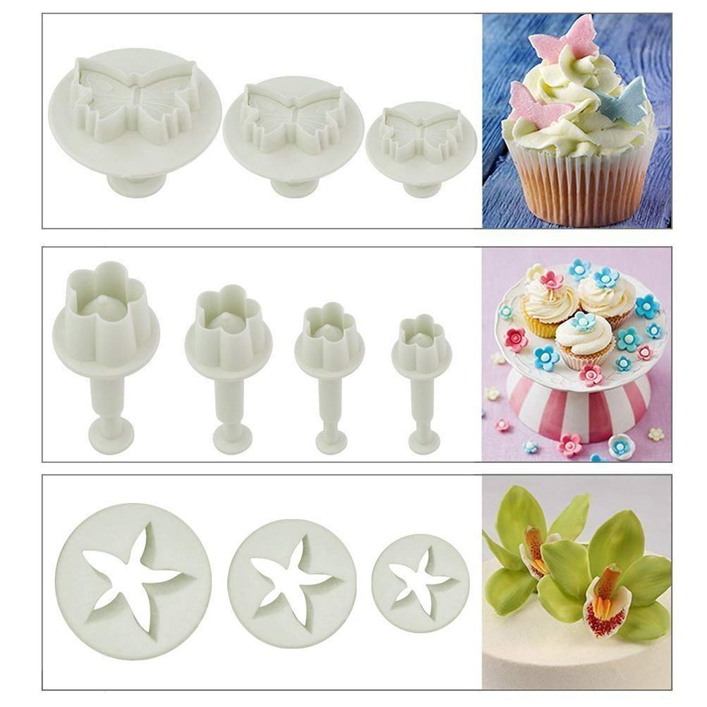 Artibetter 68pcs Entremet Cake Molds Beautiful Dessert Biscuits Baking Mould for Home Store Kitchen by Artibetter (Image #3)