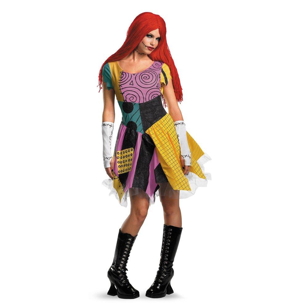 Disguise Costumes Women\'s Sassy Sally,Multi,S (4-6): Amazon.co.uk ...