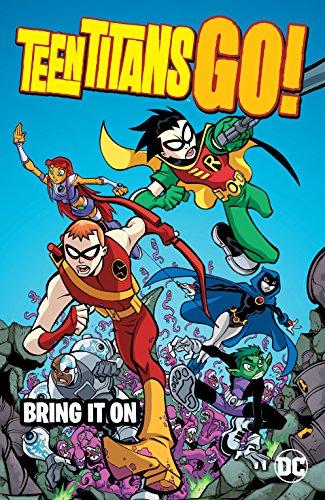 Teen Titans Go! (2004-2008): Bring it On por J. Torres