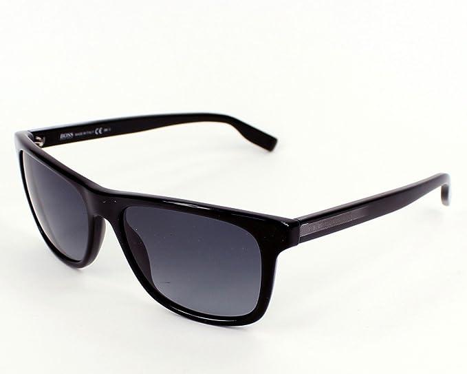 Gafas de Sol BOSS Hugo Boss BOSS 0591/S BLCK CRYS: Amazon.es ...