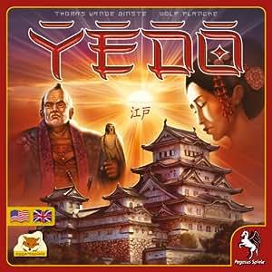 Yedo Board Game by Pegasus Spiele