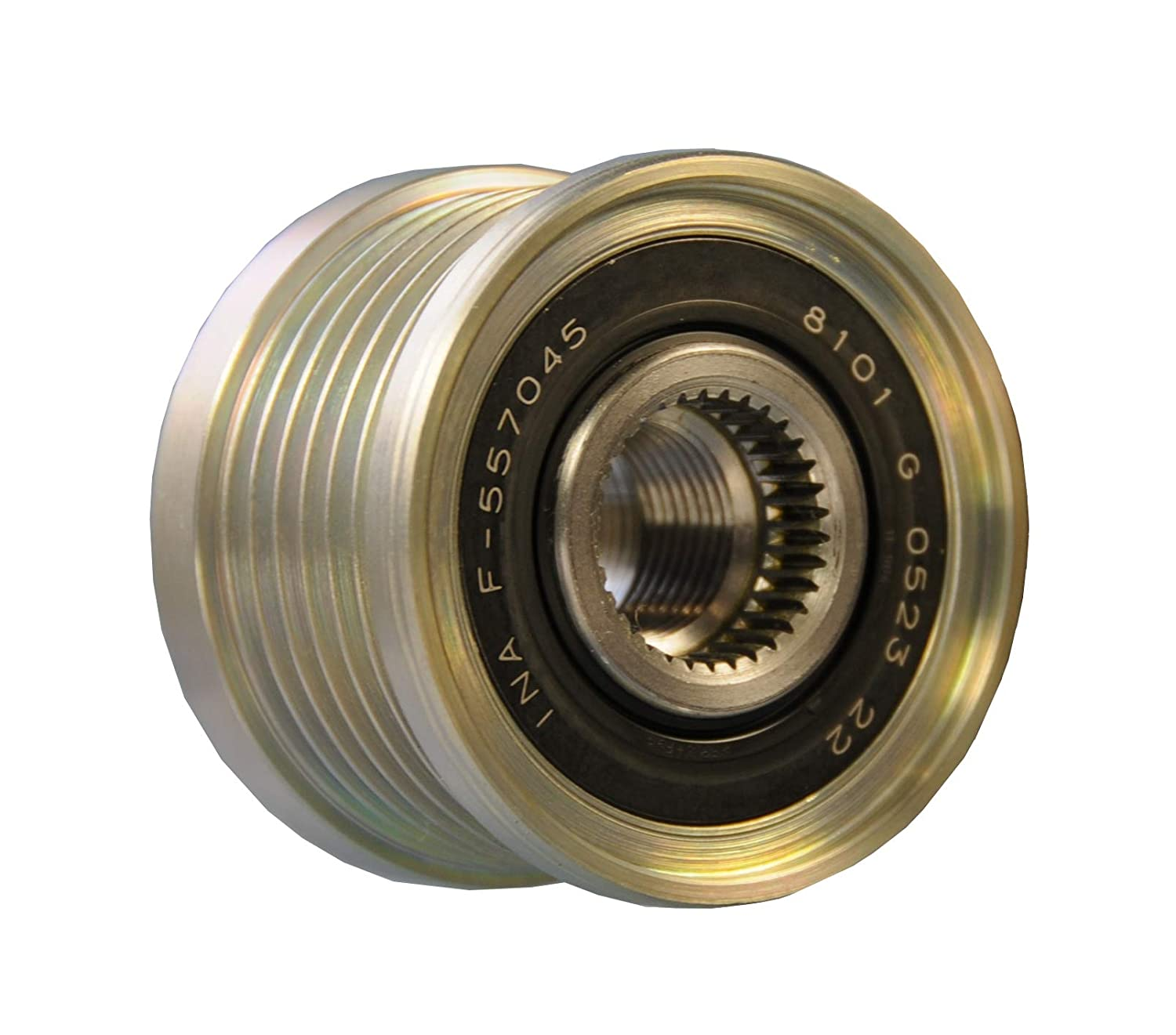 INA 3 5454 1 Free-Wheel Pulley 535014610