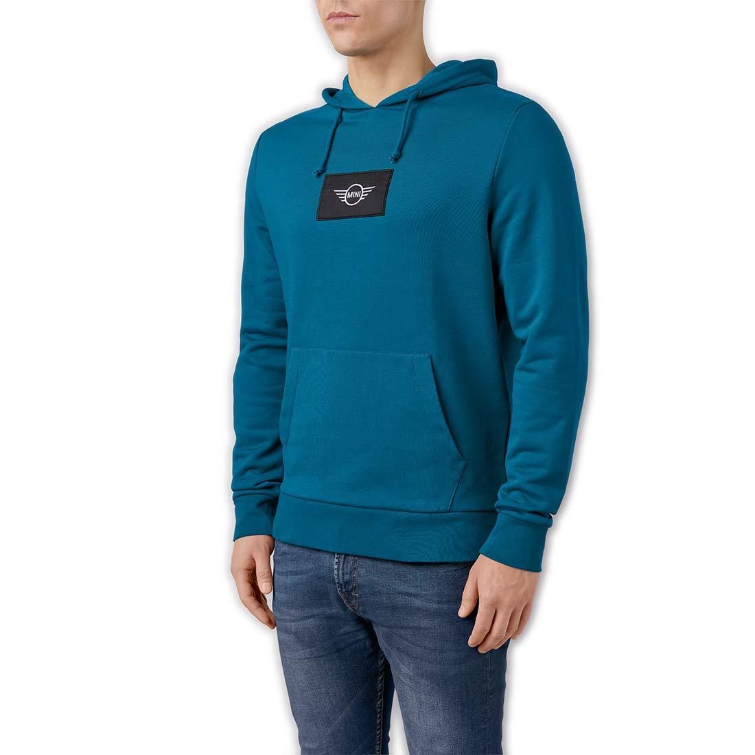 MINI Mens Logo Patch Sweatshirt