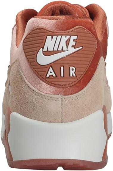 Nike 898512 201, Sandali con Zeppa donna, Arancione (Peach