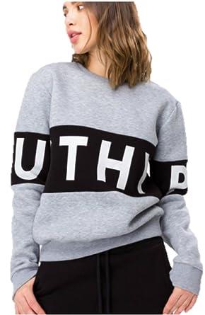 Hype Damen Sweatshirt beige beige 32 Damen