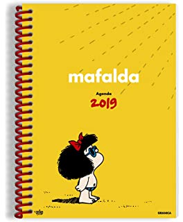 Mafalda 2019 Calendario de escritorio - Rojo (Spanish ...