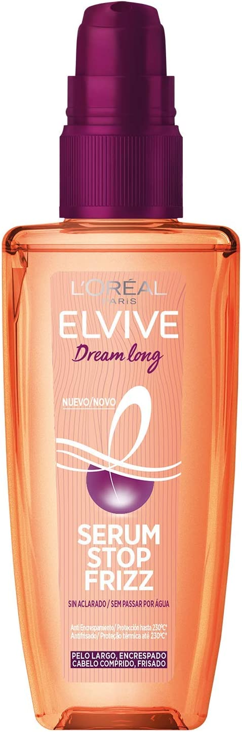 L'Oreal Paris Elvive Dream Long Sérum Stop Frizz Anti Encrespamiento - 130 g