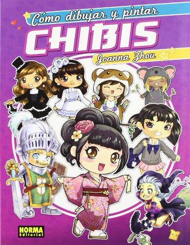 Descargar Libro Como Dibujar Y Pintar Chibis Joanna Zhou