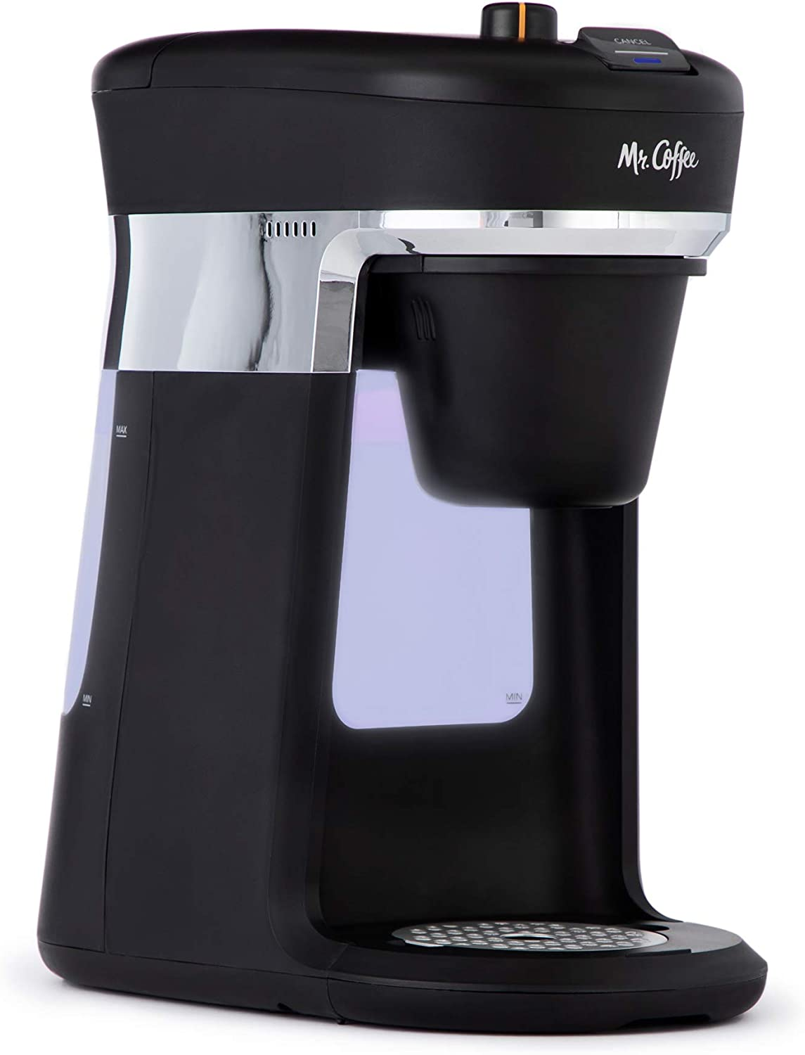 Mr. Coffee HotCup Single Serve Pod Free Coffee Maker
