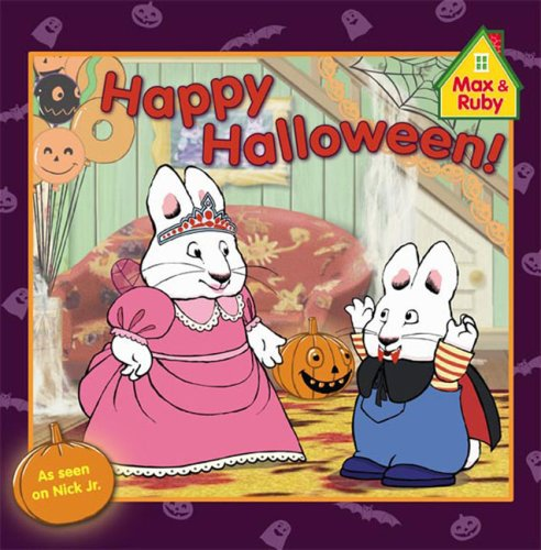 Happy Halloween! (Max and Ruby) -