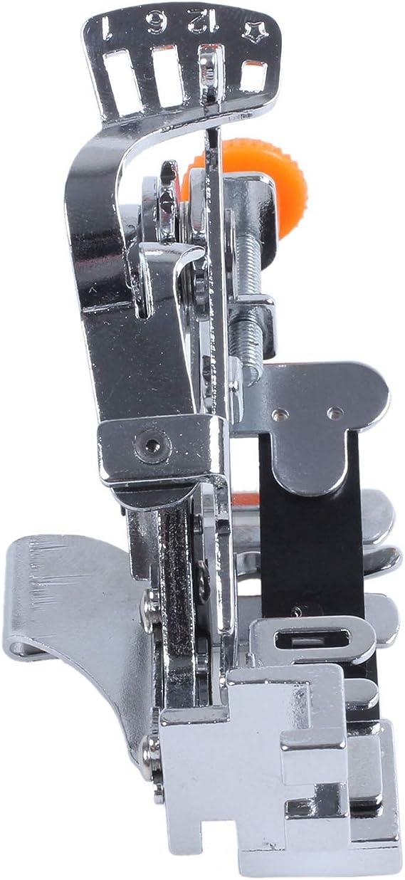 XZANTE 1 pz Elastico Cord Band Fabric Stretch Domestic Macchina da Cucire Piedino a Scatto Snap on Strumenti di Cucito Accessori per Cucire DIY