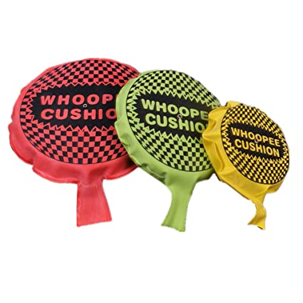 NUOBESTY 3pcs Novedad Whoopie Cushion Bulk Gag Joke Regalo ...