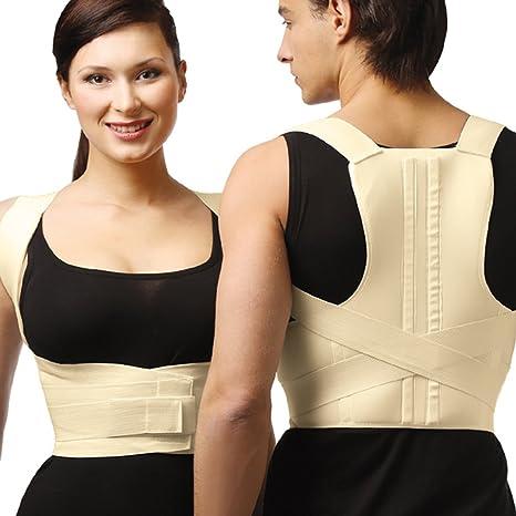 Corrector de Postura Brace/ortopédico soporte de la espalda cinturón lumbar de grado médico