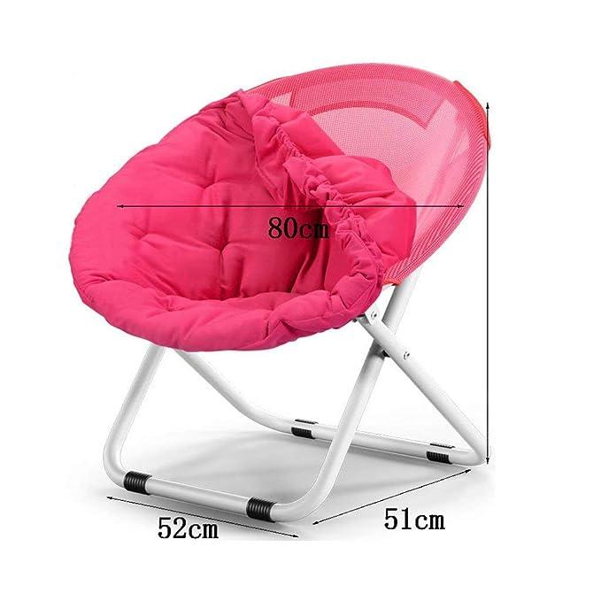 Amazon.com: Silla plegable Lil grande para adulto, silla de ...