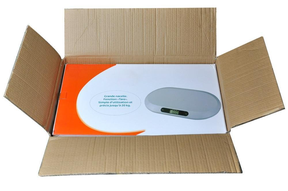 Tinkertonk P/èse b/éb/é /électronique et antid/érapant avec affichage digital pr/écis/ /20/kg /10/g