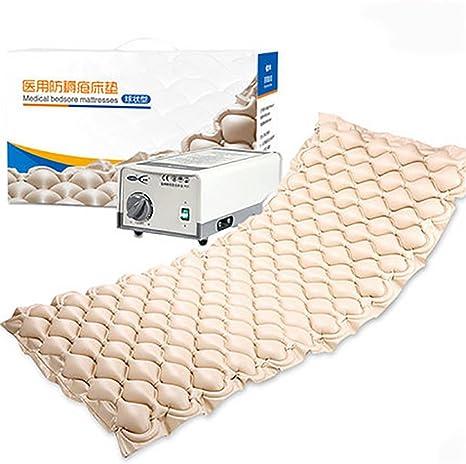 Mattress Ynflatable colchón de Aire Cama Individual Anti - escaras hemorroides Cojín hemorroides Alivio del Dolor