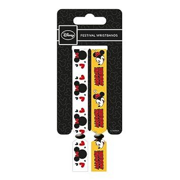Disney Minnie Mouse - Joyas para disfraz Minnie Mouse (FWR68016 ...