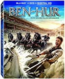 BEN-HUR [Blu-ray + DVD + Digital HD]