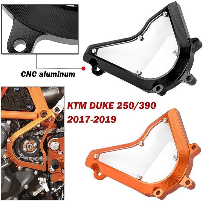 CNC Motorrad Kettenradschutz Kettenschutz Für KTM DUKE 390 13 14 15