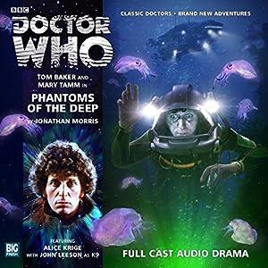 Phantoms of the Deep Audiobook