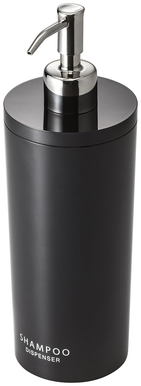 YAMAZAKI home Tower Classic Dispenser, Shampoo, Black Yamazaki USA Inc. 2929