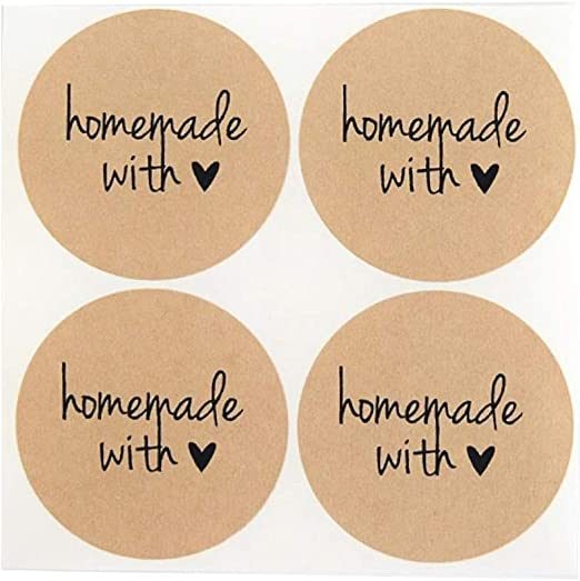 Canning Labels Mason Jar Labels Regular or Wide Mouth Write On Stickers