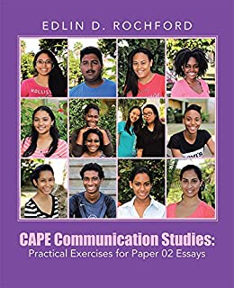 communication studies essays cape Communication studies preparing students for cape, couva 15k likes this page is to help cape communication studies struggling to write module 03 essays.