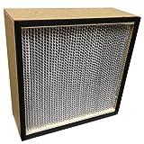 Astro Cel 1, 24'' x 24'' x 5 7/8'' Hepa Filter, High Efficiency