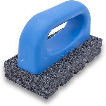 Piedra 152x76x76 mm rallador de ladrillo Amoladora de hormig/ón Grano 20