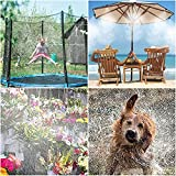 Patio Misters for Cooling - Outdoor Water Misting