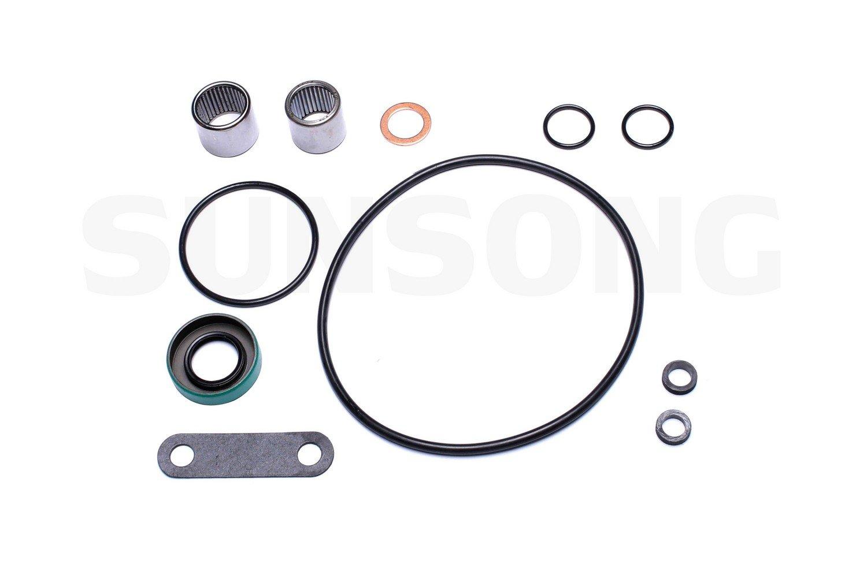 Sunsong 8401017 Power Steering Pump Rebuild Kit