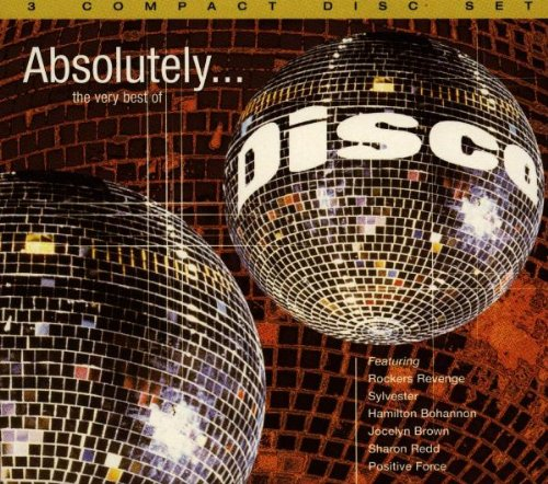 Absolutely... The Very Best Of Disco (3xCD + Box) by Deep Beats
