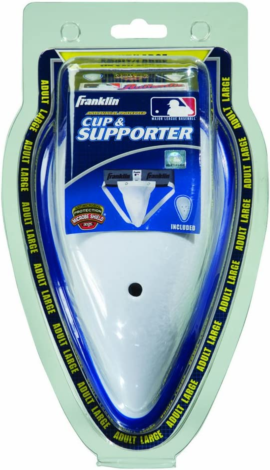 Franklin Sports Adult Pro Style Cup And Supporter
